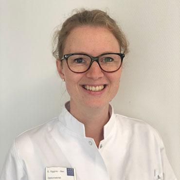 Esther Eggink Bax - Team - Oogheelkunde Rijswijk
