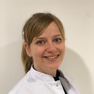 Madeleine van der Berg - Team - Oogheelkunde Rijswijk
